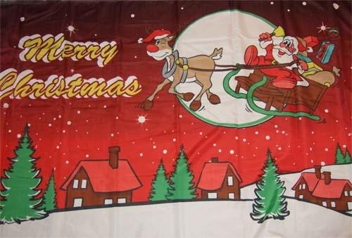 Fahne Flagge Frohe Weihnachten Sterne 60 x 90 cm