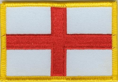 England Aufnäher / Patch