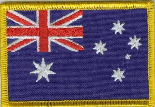 Australien Aufnäher / Patch