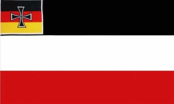 DR- Handelsflagge Weimarer Republik Flagge 90x150 cm