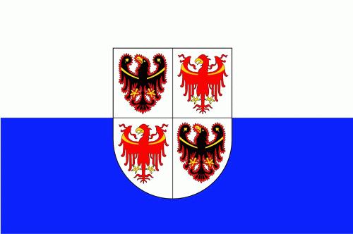 Südtirol Trentino-Region (Italien) Flagge 90x150 cm
