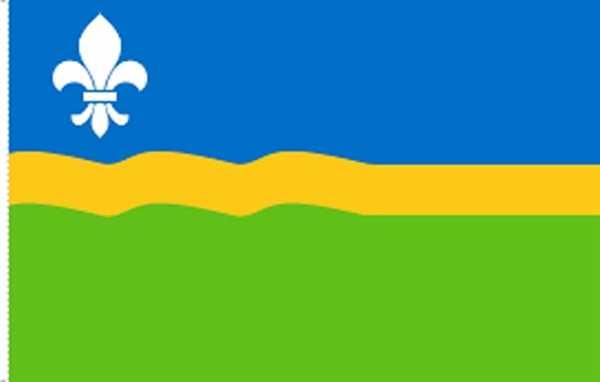Flevoland (Provinz) Flagge 90x150 cm
