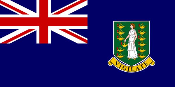 British Virgin Islands Flagge 90x150 cm