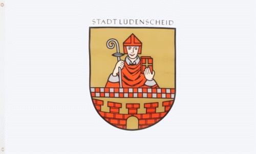 Lüdenscheid Stadt Flagge 90x150 cm