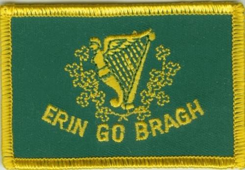 Erin Go Bragh Aufnäher / Patch