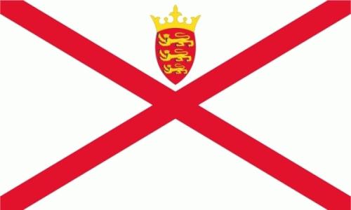 Jersey mit Wappen Flagge 90x150 cm
