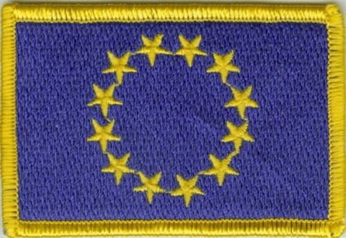 Europa Aufnäher / Patch