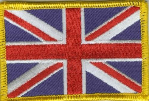Großbritannien Aufnäher / Patch