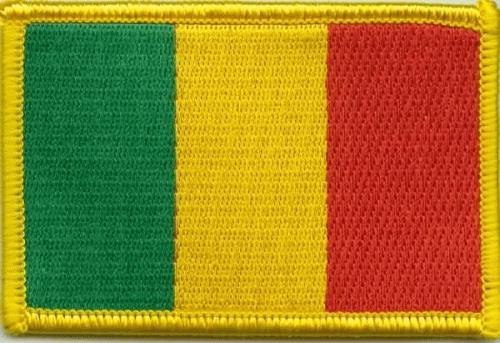 Mali Aufnäher / Patch