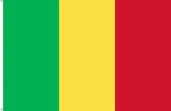 Mali Flagge 90x150 cm