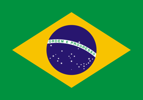 Brasilien Flagge 90x150 cm