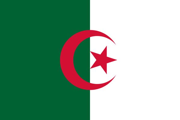 Algerien Flagge 90x150 cm