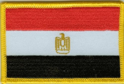 Ägypten Aufnäher / Patch