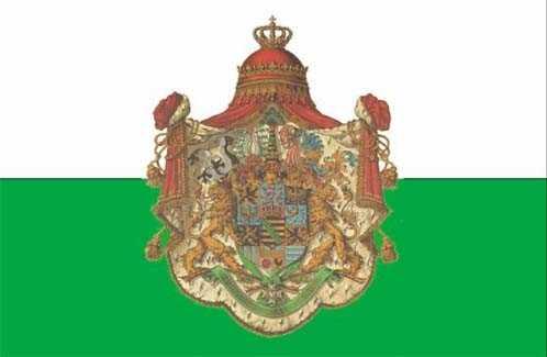 Sachsen Königreich 1806-1918 Flagge 90x150 cm