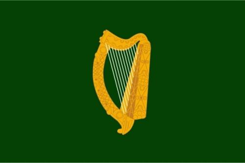 Leinster Flagge 90x150 cm