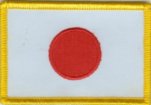 Japan Aufnäher / Patch