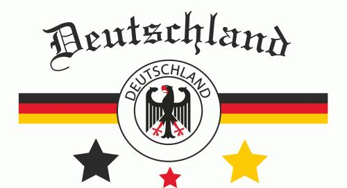 Deutschland 3 Flagge 90x150 cm Abverkauf