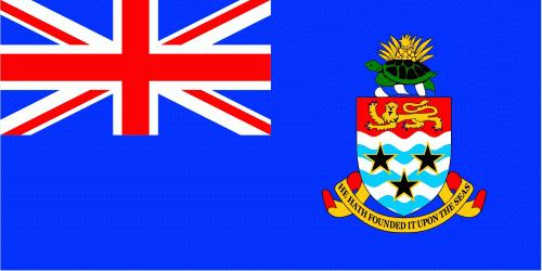 Cayman Inseln Flagge 90x150 cm