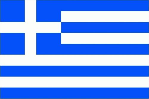 Griechenland Flagge 90x150 cm