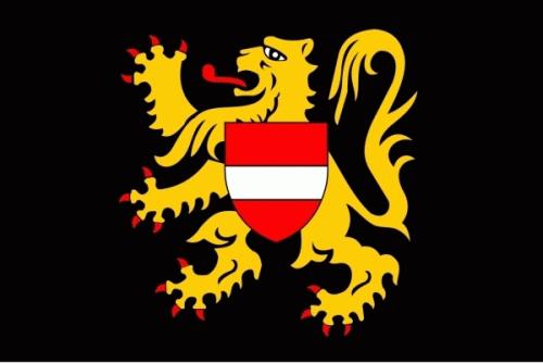 Flämisch-Brabant (Provinz) Flagge 90x150 cm