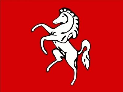 Kent Flagge 90x150 cm